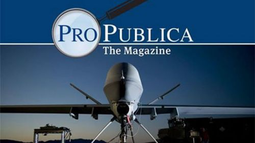 ProPublica lanza un magazine para iPhone y iPad