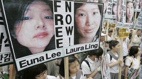 Corea del Norte estrecha el cerco contra las periodistas de Current TV Euna Lee y Laura Ling