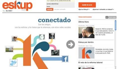 Eskup: La nueva red social de EL PAÍS en 280 caracteres