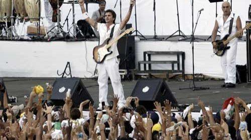 Tras el concierto de Juanes en Cuba continua detenido el blogger Yosvany Anzardo
