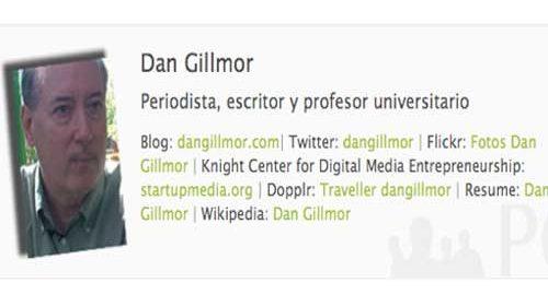"""Dan Gillmor: """"11 cosas que haría si dirigiera un medio de comunicación"""""""