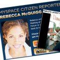 Dos periodistas ciudadanos informan para Myspace y Youtube del Foro Económico Mundial de Davos