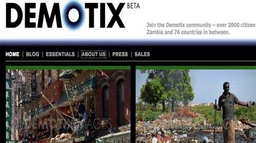 Demotix: ¿Deben cobrar los periodistas ciudadanos por su trabajo?