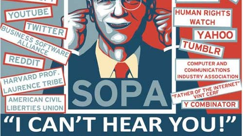 Cómo nos afectan: #SOPA #PIPA #Sinde #Lleras #Döring … y más