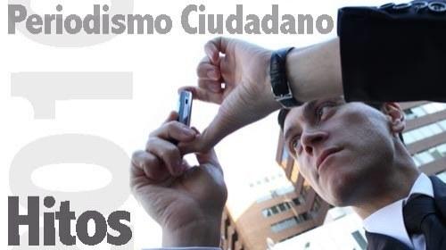 10 hitos del periodismo ciudadano en 2010