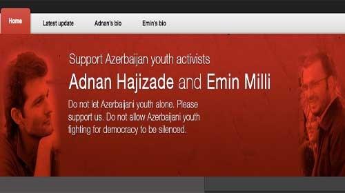 #EminAdnan: Dos Bloggers de Azerbaiyán sentenciados a más de 2 años de cárcel por defender la libertad de expresión