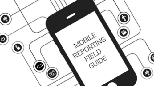 Mobile Reporting Field Guide, guía en iBook para el reporterismo con iPhone