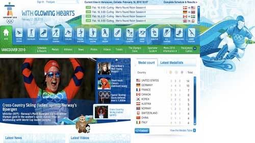 MaYomo crea un canal de noticias ciudadanas sobre los Juegos Olímpicos de Vancouver