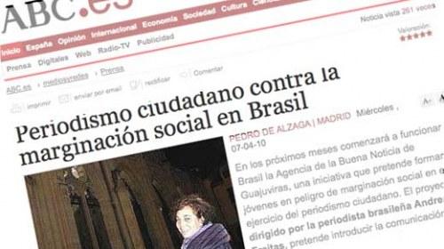 Periodismo ciudadano: la Agencia de la Buena Noticia de Guajuviras