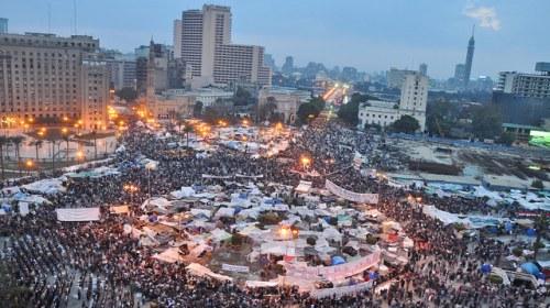 La primavera árabe muestra más evidencias de los cambios en el proceso periodístico