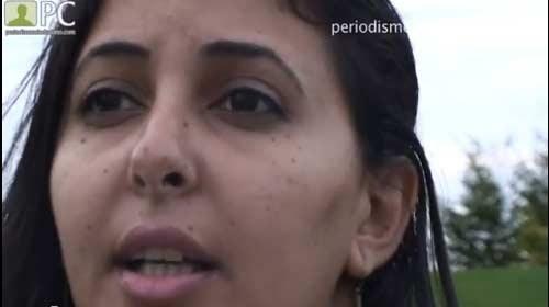 """Manal Hassan: """"Si no hubiera sido por los bloggers el acoso sexual se hubiera convertido en un tabú en Egipto"""""""