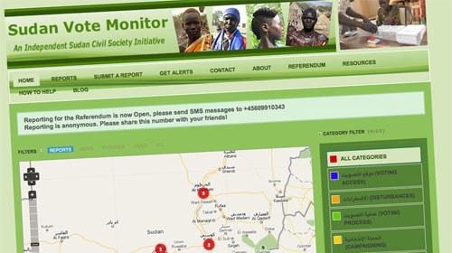 Sudan Vote Monitor, la supervisión ciudadana del referéndum en Sudán
