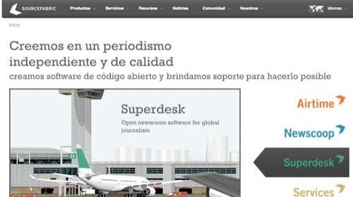 Superdesk: una herramienta de código abierto para crear tu propia redacción online