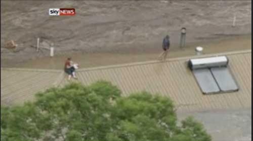Inundaciones en Australia y participación ciudadana