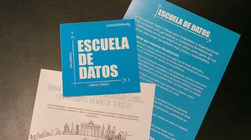 Escuela de Datos, la versión de School of Data en español