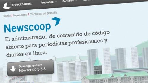 Newscoop, un gestor de contenidos de código abierto para medios digitales
