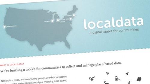 LocalData, una herramienta abierta para la recolección y gestión de datos