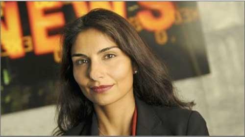 """Amra Tareen: """"Me gustaría que AllVoices fuera la voz de los ciudadanos para los principales medios de comunicación"""""""