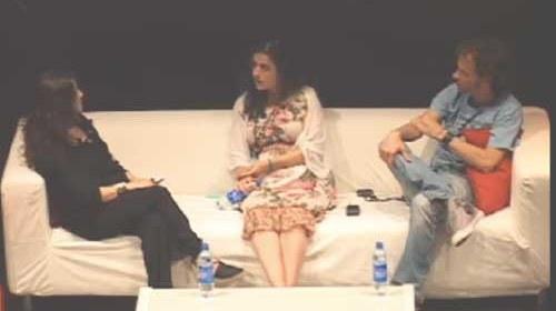 """Leila Nachawati: """"los usuarios de Twitter se triplican cada vez que hay una revolución"""""""