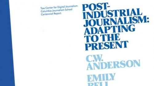 Periodismo Posindustrial