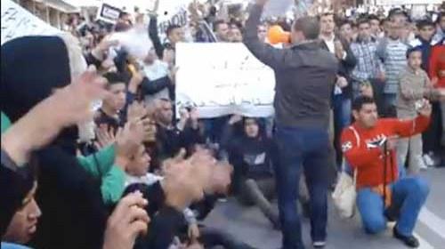 Marruecos tras el #20F: las protestas en las redes sociales