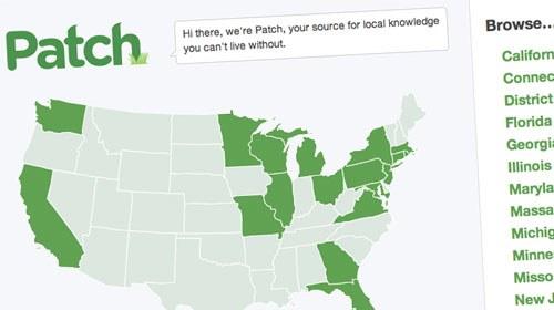 AOL pretende reclutar a 8.000 bloggers para Patch.com