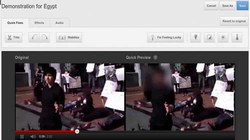 Como preservar el anonimato de tus vídeos con YouTube