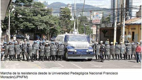 Twitter encabeza las protestas de la blogosfera hondureña