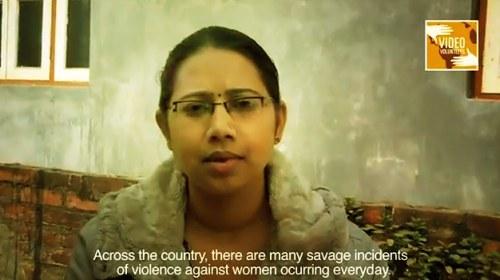 Periodismo ciudadano para informar de la violencia contra la mujer en India