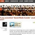 """OhmyNews Internacional cierra """"víctima de su pro"""