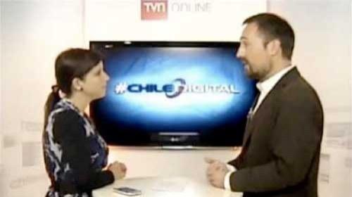 Periodismociudadano.com en Cámara Abierta tras su paso por la TVN