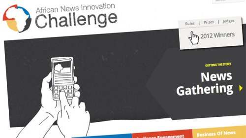 Innovación africana para un nuevo periodismo