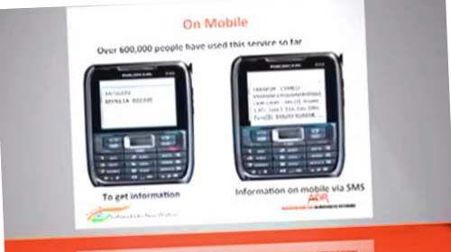 Election Watch Software (EWS): mejorando los procesos electorales a través del móvil