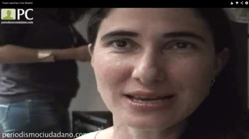 """Yoani Sánchez: """"El periodismo digital cubano ha incidido incluso en la prensa oficial"""""""