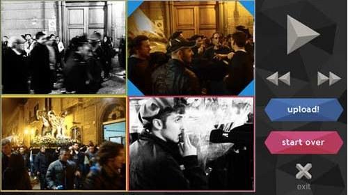 Crowdsourcing y vídeo con Vyclone: una aplicación móvil