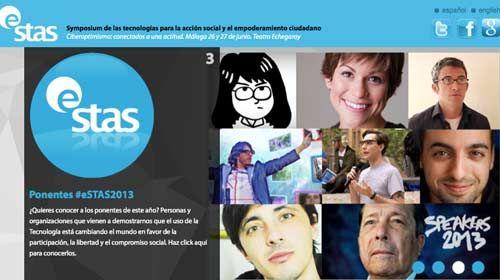 Empoderamiento ciudadano y #ciberoptimismo en la VIII edición de #eSTAS2013