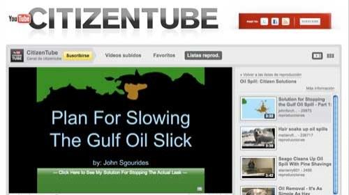 Más periodismo ciudadano en YouTube con CitizenTube y su editor de vídeo online