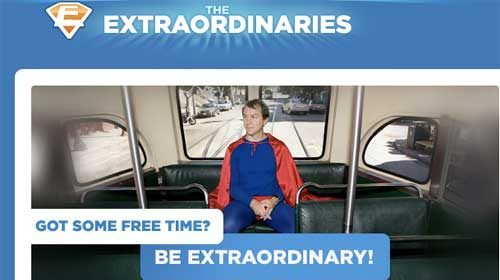 The Extraordinaries: Una plataforma de micro-voluntariado ciudadano