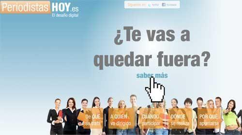 Un concurso de periodismo ciudadano en la Comunidad de Madrid