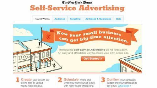 """NYTimes.com lanza """"Self Service Advertising"""" en su red hiperlocal de periodistas ciudadanos"""