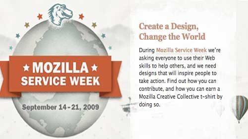 Semana del voluntariado de Mozilla: ¡Colabora en tu comunidad!