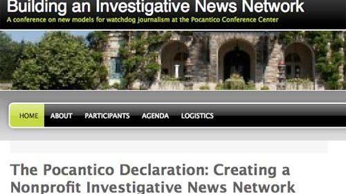 Noticias en red sin fines de lucro: Una nueva forma de hacer noticias