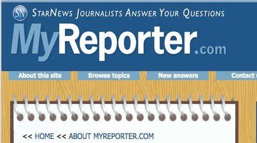 El equipo de StarNews habla del éxito de MyReporter