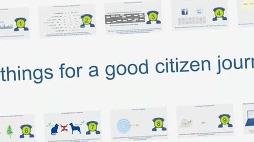 10 consejos para ser un buen periodista ciudadano