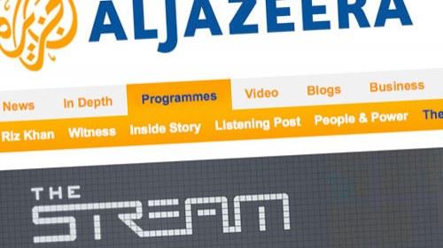 The Stream, periodismo ciudadano y medios sociales en Al Jazeera