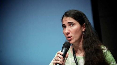 La gira mundial de Yoani Sánchez y su paso por España