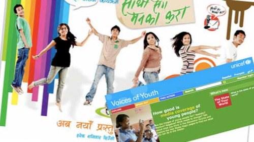 Voices of Youth: La voz de los jóvenes de Nepal