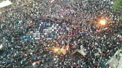 El #periodismociudadano en los inicios de la primavera árabe #Arabspring