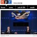 Blogueros, tuiteros y la National Public Radio unidos para informar de las eleciones en EE.UU.
