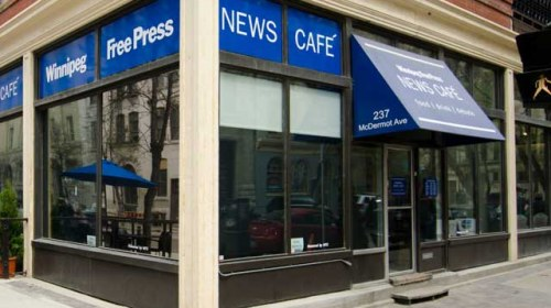 Winnipeg Free Press News Café formará periodistas ciudadanos con el apoyo de la Knight Foundation